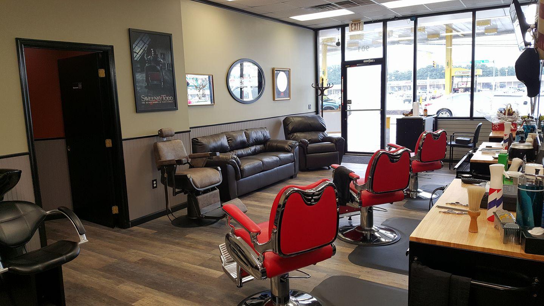 Barbershop 901 Slide 2